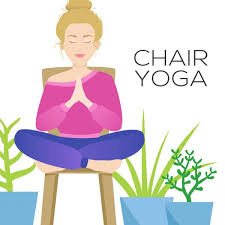 Chair Yoga & Aromatherapy