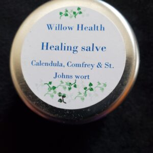 Willow Health healing salve